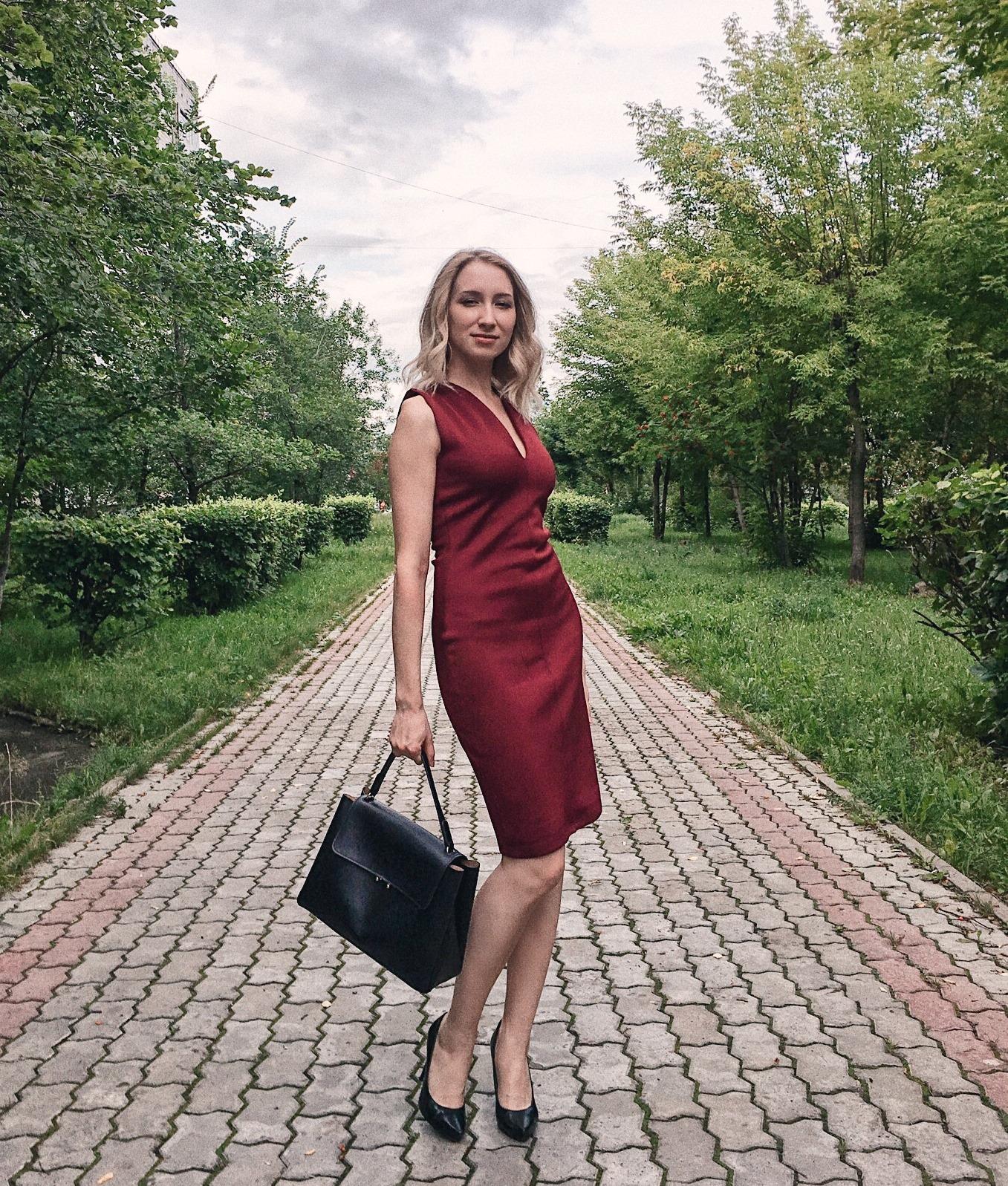 Ксения Волкова блоггер