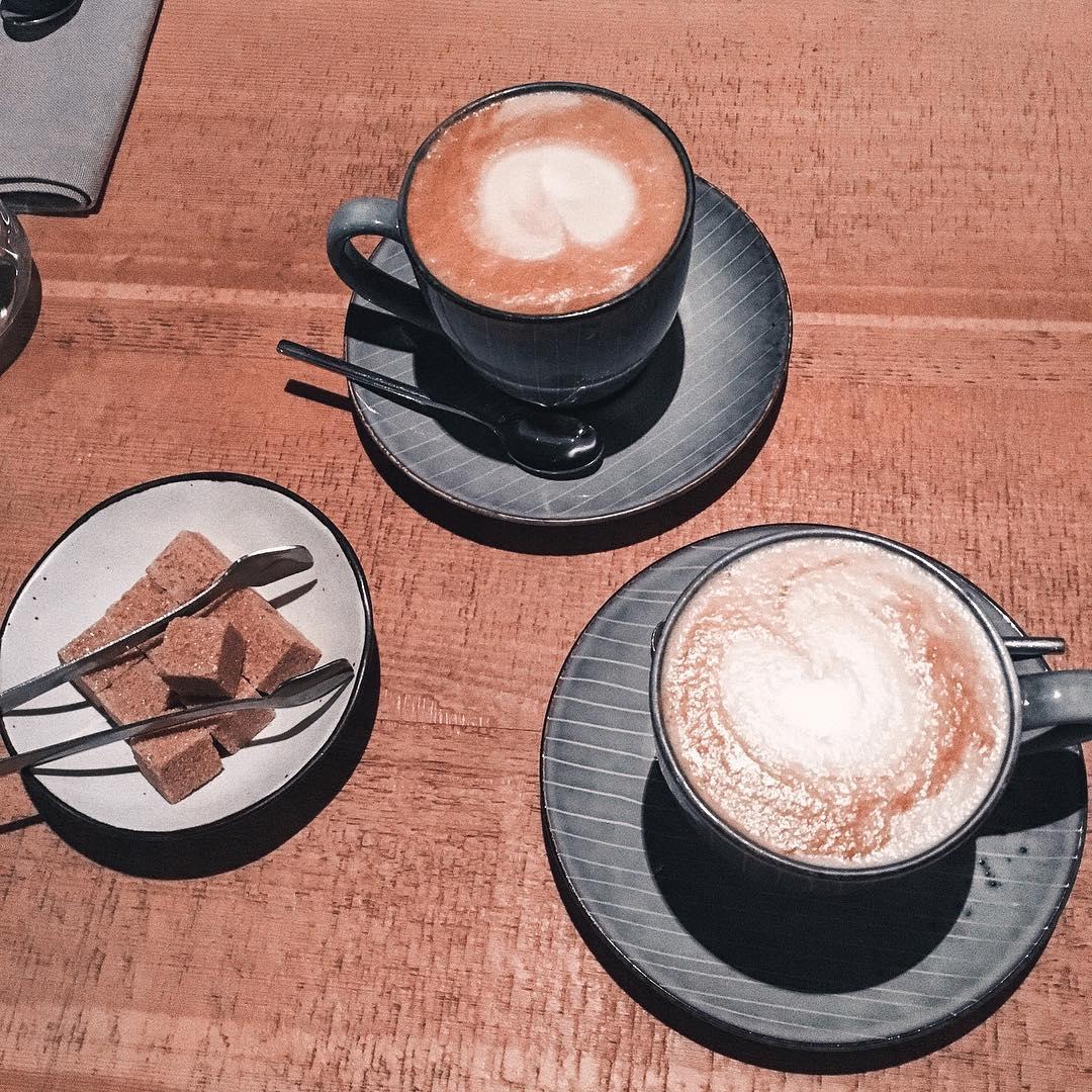 Кофе, Ксения Волкова блог