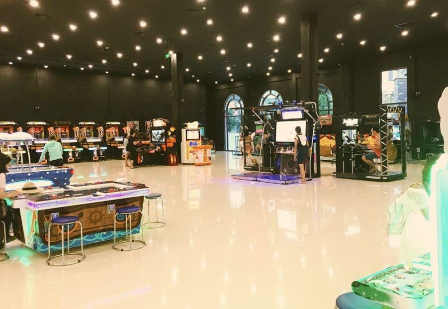 Игровые автоматы в Vinpearl Land Вьетнам